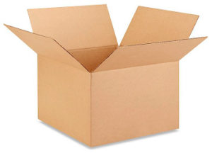 simple storage solutions Corrugated Cardboard Box