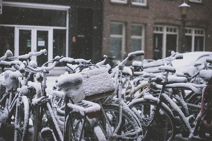 preparing your bikes for winter storage