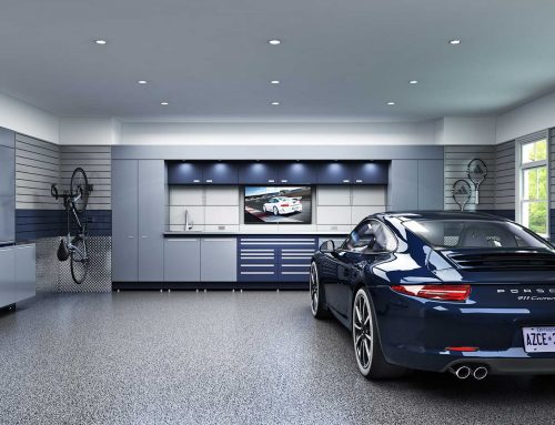Increase Your Homes Resale Value with Our Top 6 Garage Flooring Upgrades