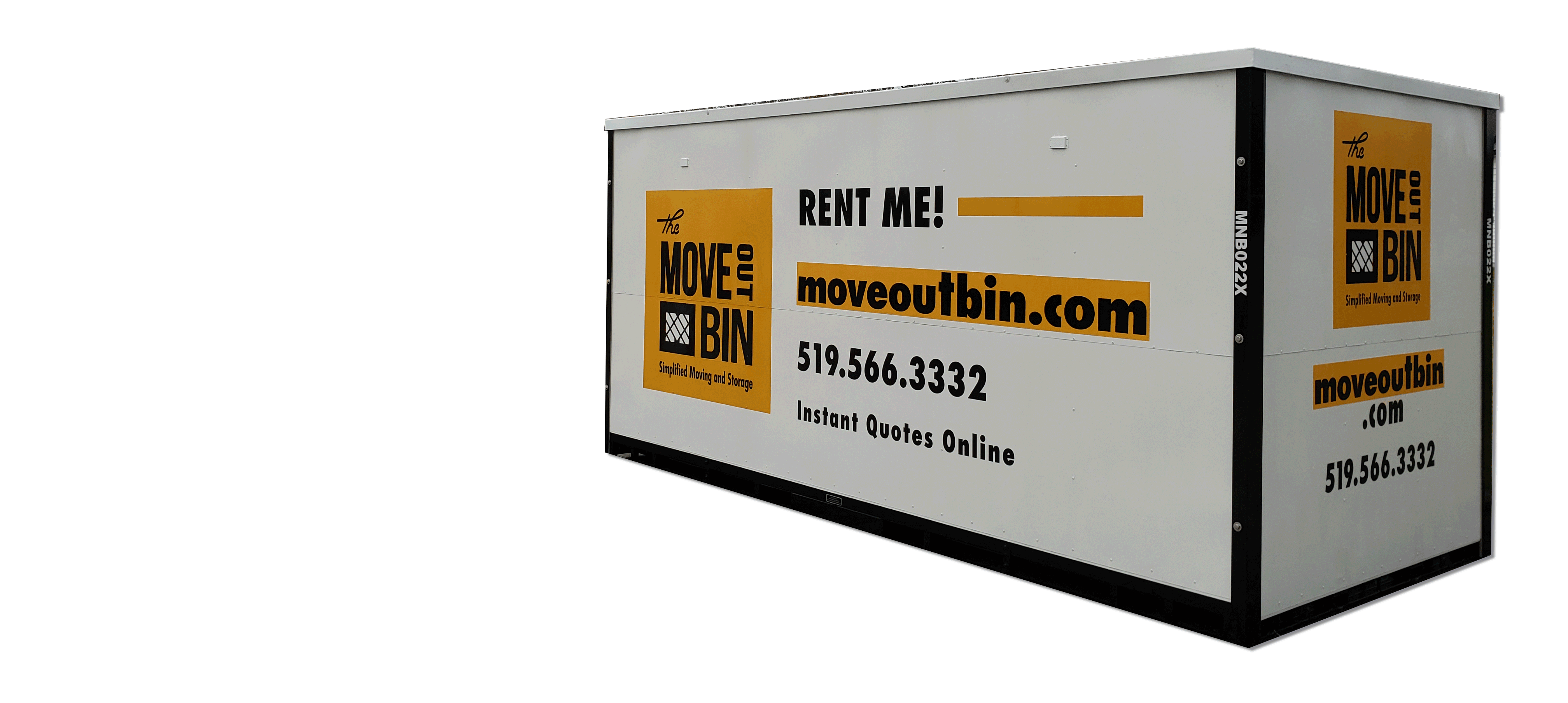 portable storage containers for rent in Windsor Essex